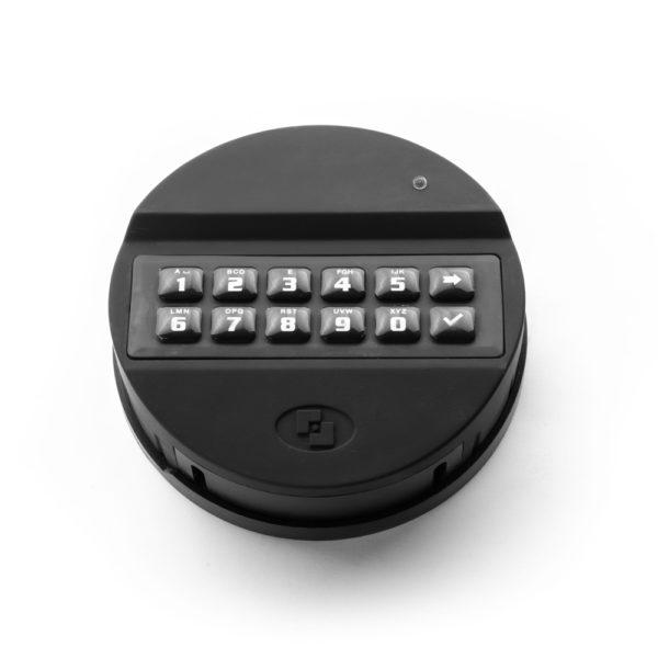 Luxe Elektronisch Codeslot MS-EM-2020 (2 gebruikers codes)