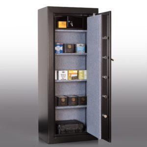 Pistool – Munitiekluis MSC M-8 (met binnenkluis) - Mustang Safes