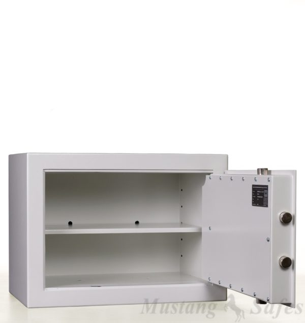 Privékluis Brand en Inbraakwerend S2 MSD-B 400 - Mustang Safes