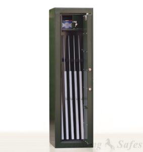 Wapenkluis voor 5 wapens S2 Demo 460 - Mustang Safes