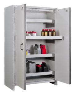 Brandwerende Veiligheidskast voor lion Test - Mustang Safes