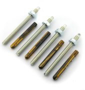 Chemische verankering set 4x MS-CHEM-M10 - Mustang Safes