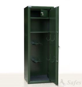 Zadelkluis met binnenvak S1 gecertificeerd - Mustang Safes