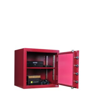 Privékluis Demo D668 - Mustang Safes