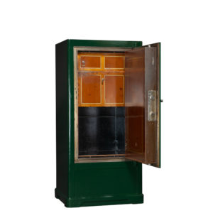 Antieke kluis J.Ostertag Aalen OCC 1522 - Mustang Safes