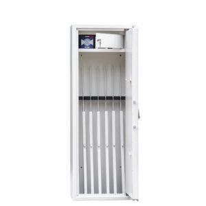 Wapenkluis MSG 3-10 S1 Wit magazijn uitverkoop - Mustang Safes