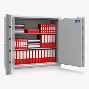 Documenten Kluis klasse 2 – MS-b-II-4312-2 - Mustang Safes