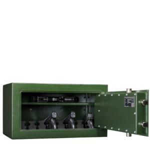 Pistool en Munitiekluis MSW-A 300 - Mustang Safes