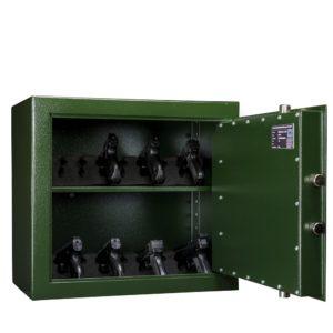 Pistool en Munitiekluis MSW-A 500 - Mustang Safes