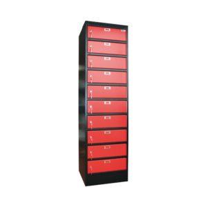 Filex Security LT locker voor 10 laptops - Mustang Safes
