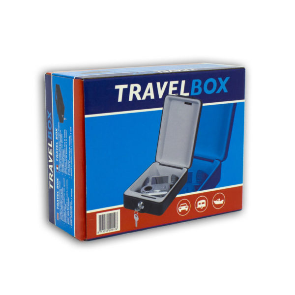 Travelbox autokluis