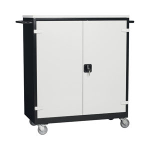 Filex Security Laptop trolley voor 26 laptops - Mustang Safes