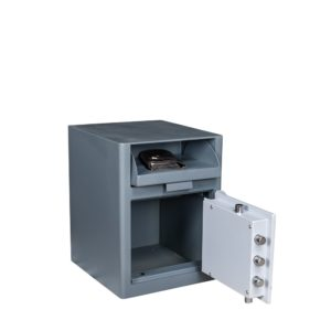 Afstortkluis gebruikt SecureLine – OCC 1596 - Mustang Safes