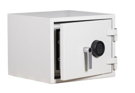 Inbraak- en brandwerende privékluis – De Raat Combi-Fire 1E – Elektronisch codeslot - Mustang Safes