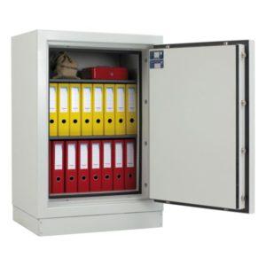 Inbraak- en brandwerende kluis Sistec SDS 107-2 S120P - Mustang Safes
