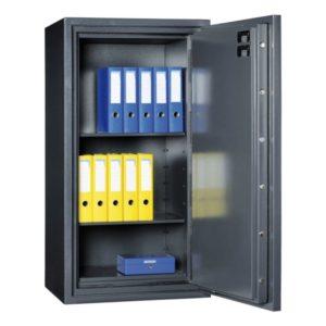 Inbraak- en brandwerende kluis Salvus Bologna 133elo – Klasse 1 met elektronisch codeslot - Mustang Safes