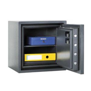 Inbraak- en brandwerende kluis Salvus Bologna 46elo – Klasse 1 met elektronisch codeslot - Mustang Safes