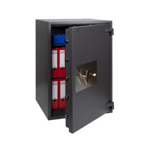 Brand en zwaar inbraakwerende kluis Salvus Milano 8elo Klasse 2 – Elektronisch codeslot - Mustang Safes