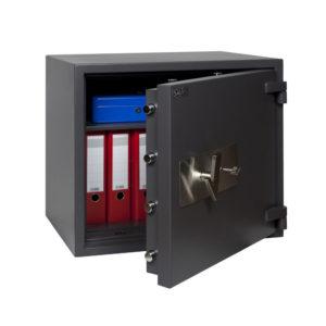 Brand en zwaar inbraakwerende kluis Salvus Milano 4elo Klasse 2 – Elektronisch codeslot - Mustang Safes