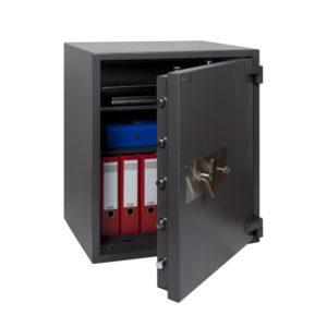 Brand en zwaar inbraakwerende kluis Salvus Milano 5elo Klasse 2 – Elektronisch codeslot - Mustang Safes