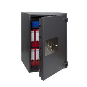 Brand en zwaar inbraakwerende kluis Salvus Milano 7elo Klasse 2 – Elektronisch codeslot - Mustang Safes