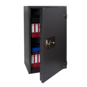 Brand en zwaar inbraakwerende kluis Salvus Milano 9elo Klasse 2 – Elektronisch codeslot - Mustang Safes