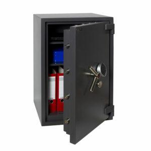 Geldkluis inbraak- en brandwerend Salvus Bergamo 4elo - Mustang Safes
