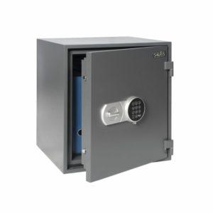 Brandwerende privékluis Salvus Torino 2 met elektronisch codeslot - Mustang Safes