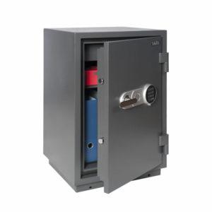 Brandwerende privékluis Salvus Torino 3 met elektronisch codeslot - Mustang Safes