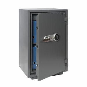 Brandwerende privékluis Salvus Torino 4 met elektronisch codeslot - Mustang Safes
