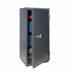 Brandwerende privékluis Salvus Torino 6 met elektronisch codeslot - Mustang Safes