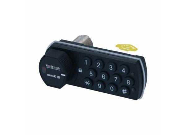 MiniK10 Lockerslot code horizontaal