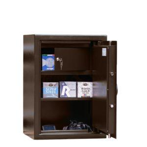 MAGAZIJN OPRUIMING! Pistool en munitiekluis MSP-4 bruin - Mustang Safes