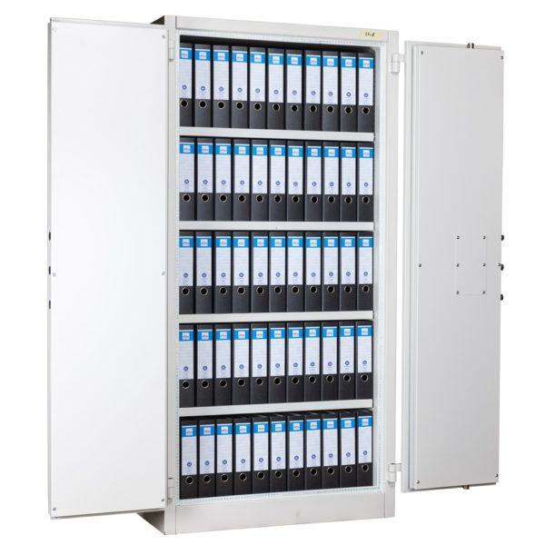 Grote archiefkluis met elektronisch codeslot occ1617