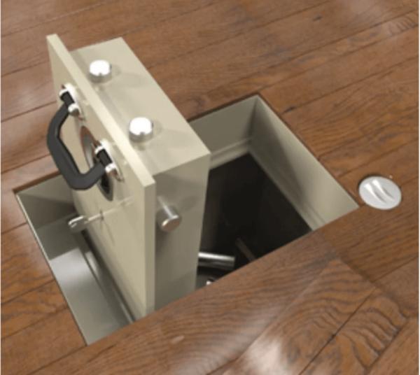Vloerkluis - Mustang Safes
