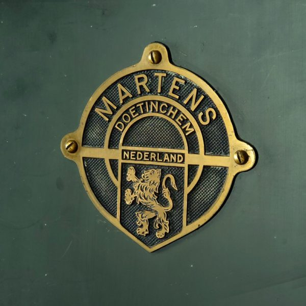 Antieke Martens brandkast – OCC 1652