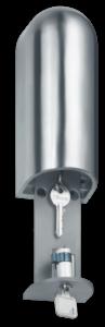 Kruse PZ ServiceSafe opbouw sleutelkluis - Mustang Safes