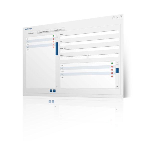 Creone KeyWin Light – PC Software
