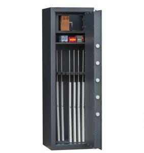 Coffre-fort 14 armes anti-feu 60 min MSG S40-55 - Mustang Safes