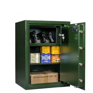 Coffre pour armes de poing et munitions (Réf. MSP-4) - Mustang Safes