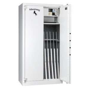 Armoire forte 10 armes / 20 armes – MSG S20 S2 - Mustang Safes
