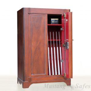 Armoire de chasse finition bois – Modèle Elsenburg – Occ 1206 - Mustang Safes