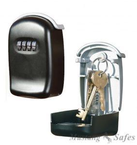 Boîte à clés murale KS0001C - Mustang Safes