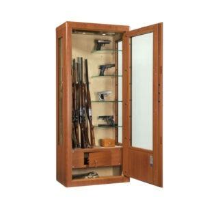 Vitrine pour armes avec étagères Allodola - Mustang Safes