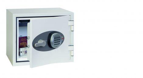 Phoenix Titan FS1281E Coffre-fort ignifuge avec serrure électronique - Mustang Safes