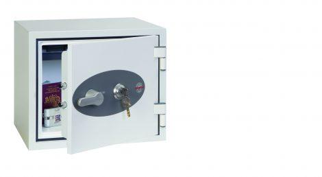 Phoenix Titan FS1281K Coffre-fort ignifuge avec serrure à clé - Mustang Safes