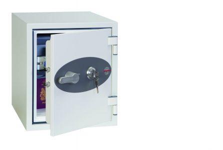 Phoenix Titan FS1282K Coffre-fort ignifuge avec serrure à clé - Mustang Safes