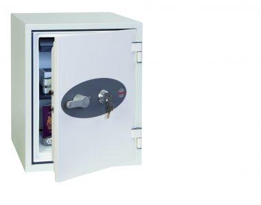 Phoenix Titan FS1283K Coffre-fort ignifuge avec serrure à clé - Mustang Safes