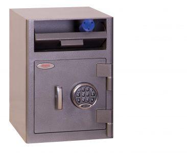 Coffre pour dépôts à trappe serrure électronique MS SS0996ED - Mustang Safes