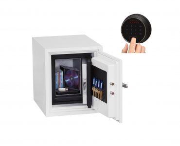 Phoenix Data Care DS2001F Coffre fort supports informatiques – serrure à empreinte digitale - Mustang Safes